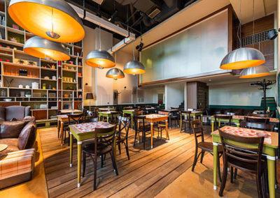 Restaurant Turnarounds