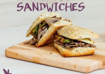 chef-inspired sandwiches