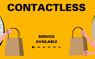 Contactless Online Ordering