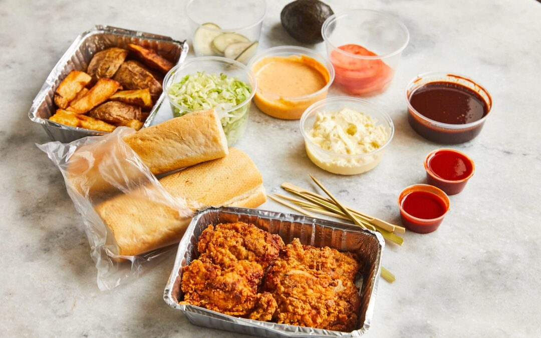 Meal Kits Resurrected